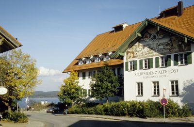 Hotel Seeresidenz Alte Post, Seeshaupt