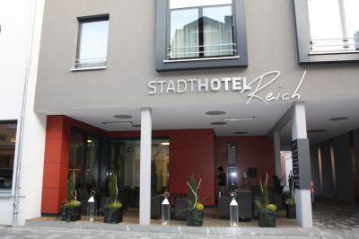 Stadthotel Reich, Mellrichstadt