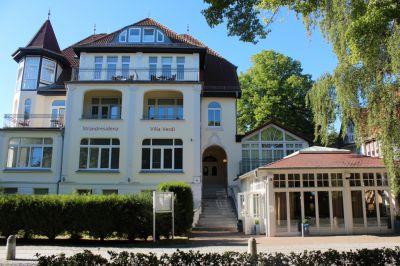 Hotel Strandresidenz Villa Verdi, Kühlungsborn