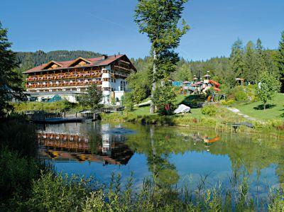 Hotel Aktiv & Familienresort Tiroler Zugspitze, Ehrwald
