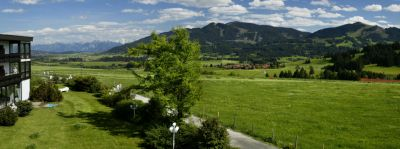 Vitalhotel Die Mittelburg, Oy-Mittelberg
