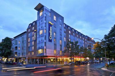Hotel Citadines Kurfürstendamm, Berlin