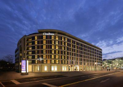Citadines City Centre, Frankfurt am Main