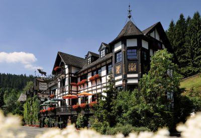 Hotel Jagdhof Glashütte, Bad Laasphe
