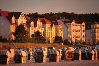 Strandhotel Möwe, Heringsdorf