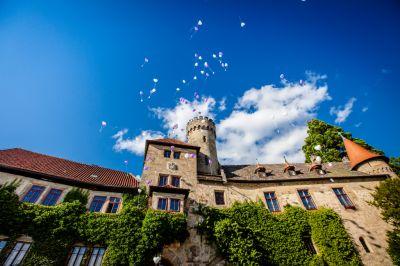 Hotel Schloss Hohenstein, Ahorn