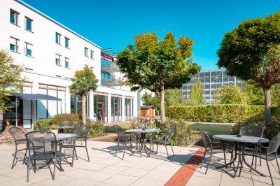 The Hotel Darmstadt