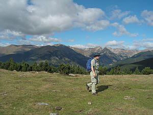 Zu Fuß von den Pyrenäen zum Mittelmeer