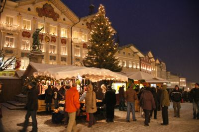 So klingt Weihnachten in Bad Tölz
