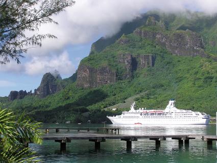 Kreuzfahrt: MS -Astoria- erstmalig auf Weltreise
