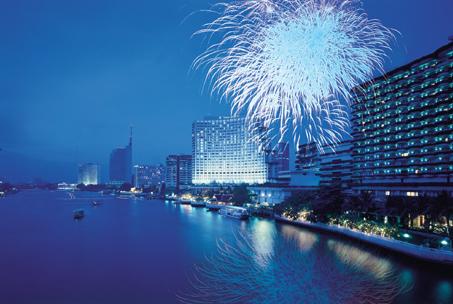 Shangri-La Hotel Bangkok: