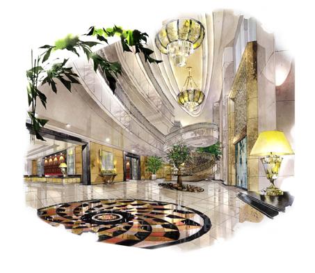 Das JW Marriott Hotel Medan begrüßt seine Gäste in Sumatra