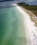 St. Petersburg/Clearwater hat den schönsten Strand der USA