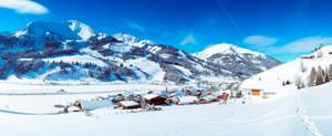 Schnee-Safari und abgefahrene Riesen