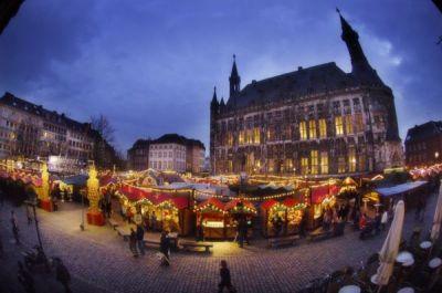 Aachener Weihnachtsmarkt 2013