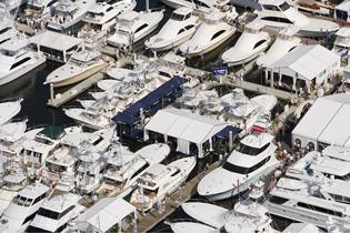 Tausend und eine Yacht