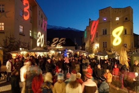 So besinnlich ist der Advent in Tirol