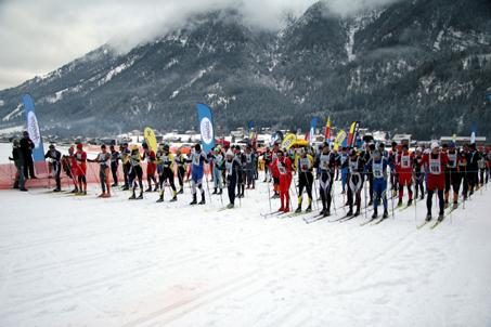 Sportlicher Start ins neue Jahr am Achensee :