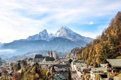 Familienausflüge in Berchtesgaden, Oberbayern