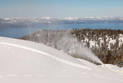 USA: Vorgezogener Saisonstart am Lake Tahoe
