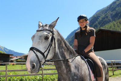 Reiturlaub im österreichischen Hotel Post Steeg/Tirol