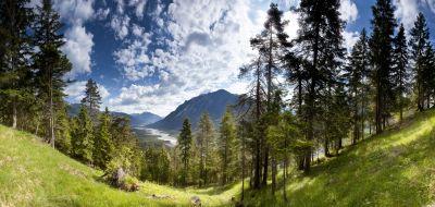 Energie aus der Natur: Magische Orte zwischen Allgäu und Tiroler Lechtal