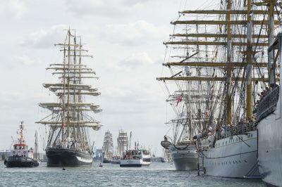 24. Hanse Sail: