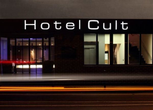 Cult Frankfurt Hotel