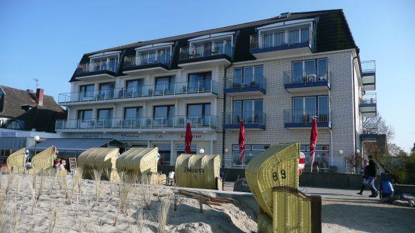 Hotels Pensionen Niendorf Ostsee