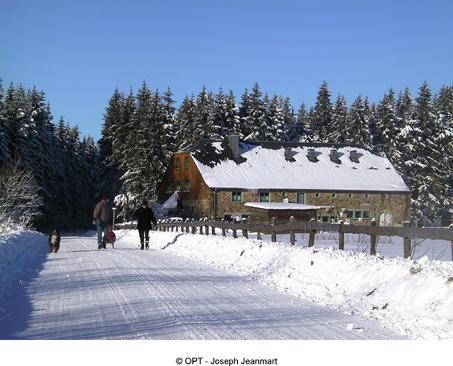 Winterurlaub in den Sunparks Eifel und Ardennen