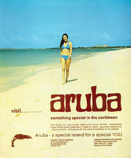 Aruba feiert 50 Jahre Tourismus: