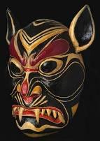 Asiatische Maskenkunst im Oriente Museum