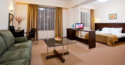 Erstes Best Western Hotel in Kasachstan
