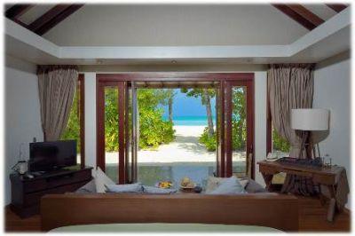 Neue Marke für die Malediven: