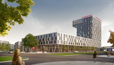 Neues Leonardo Royal Hotel in Adlershof