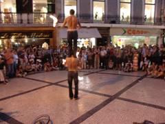 BaixAnima: Lissabon feiert auf den Straßen