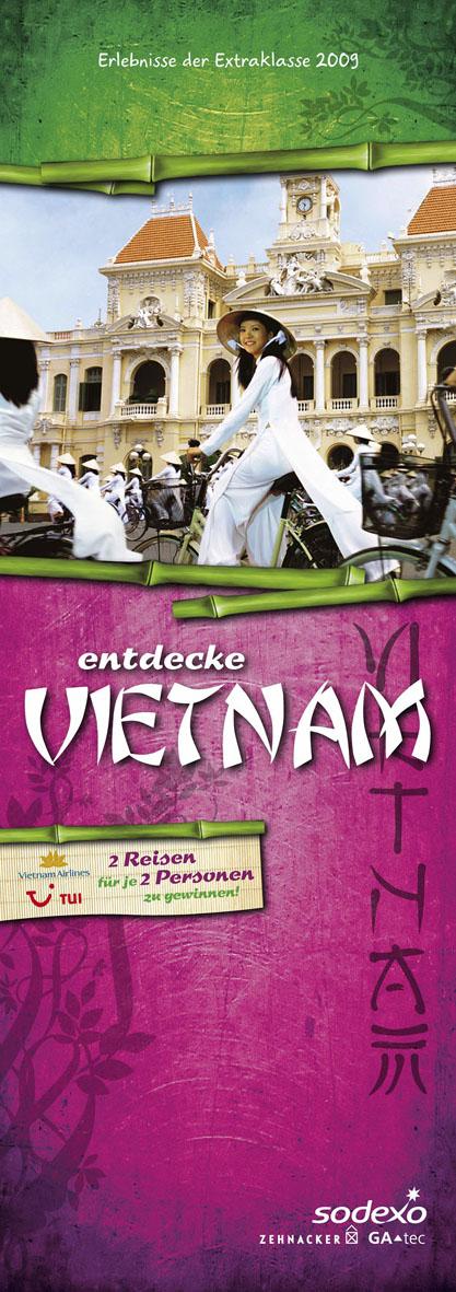 Entdecke Vietnam: