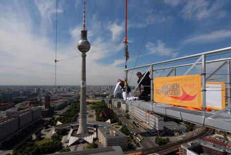 Park Inn Berlin-Alexanderplatz: