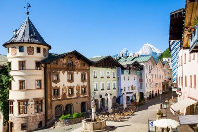 Doppeltes Salz-Jubiläum im Berchtesgadener Land