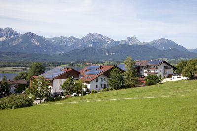 Energiewende im Allgäuer Biohotel in Füssen