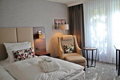 Komplette Renovierung im Hotel