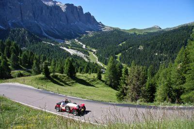 Südtirol im Oldtimer-Rausch: