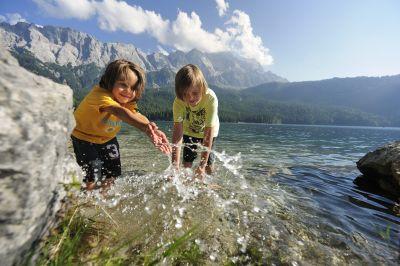 Bergeweise Abenteuer für Familien: