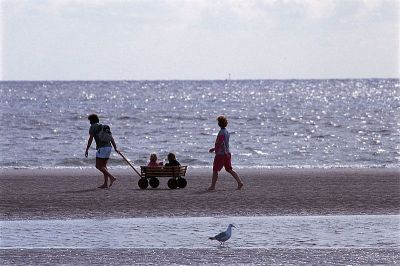 Mit Kindern im Ferienparadies
