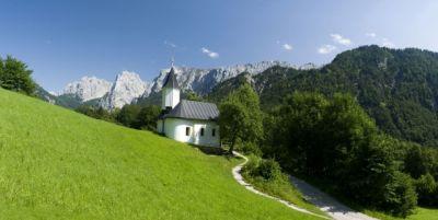 Wandern im Ferienland Kufstein -