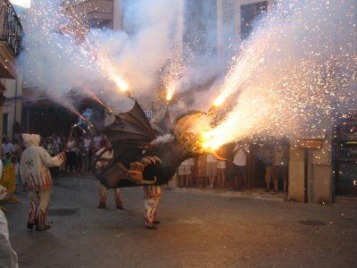 Die Nacht der Feuerteufel und Feste