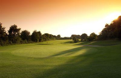 Golfen hoch drei – von der Alten Post aus