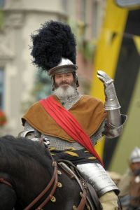 Mindelheim lädt wieder zum Frundsbergfest