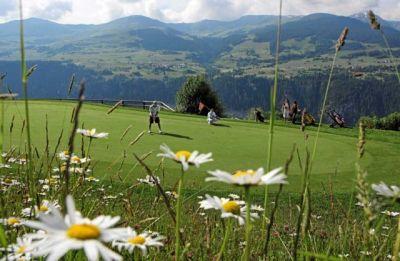 Graubünden: echte Ferien für Golfer