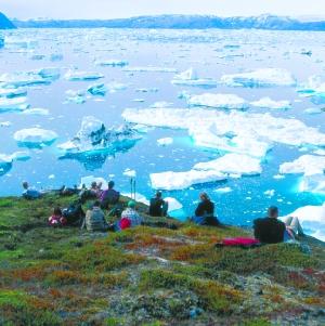 Trekken in Ostgrönland – pures Abenteuer in der Natur